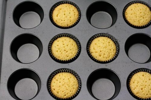 MSC Tres Leches Cupcakes