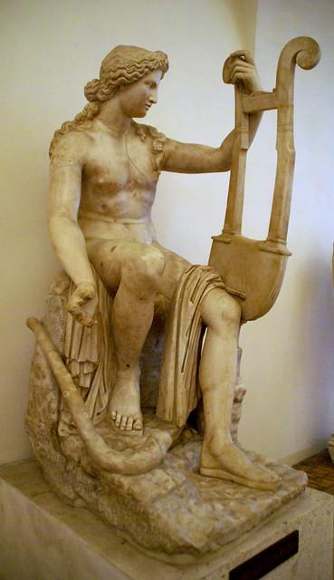 apollo and his lyre - photo #17
