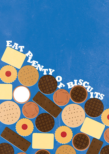 Rule 8 - Eat Plenty of Biscuits