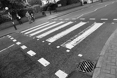 The Abbey Road Crossing