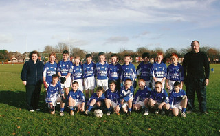 2000's Youth Team 2 | by Naomh Fionnbarra GAA Club