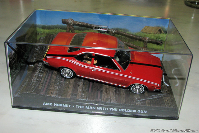 James Bond AMC Hornet X