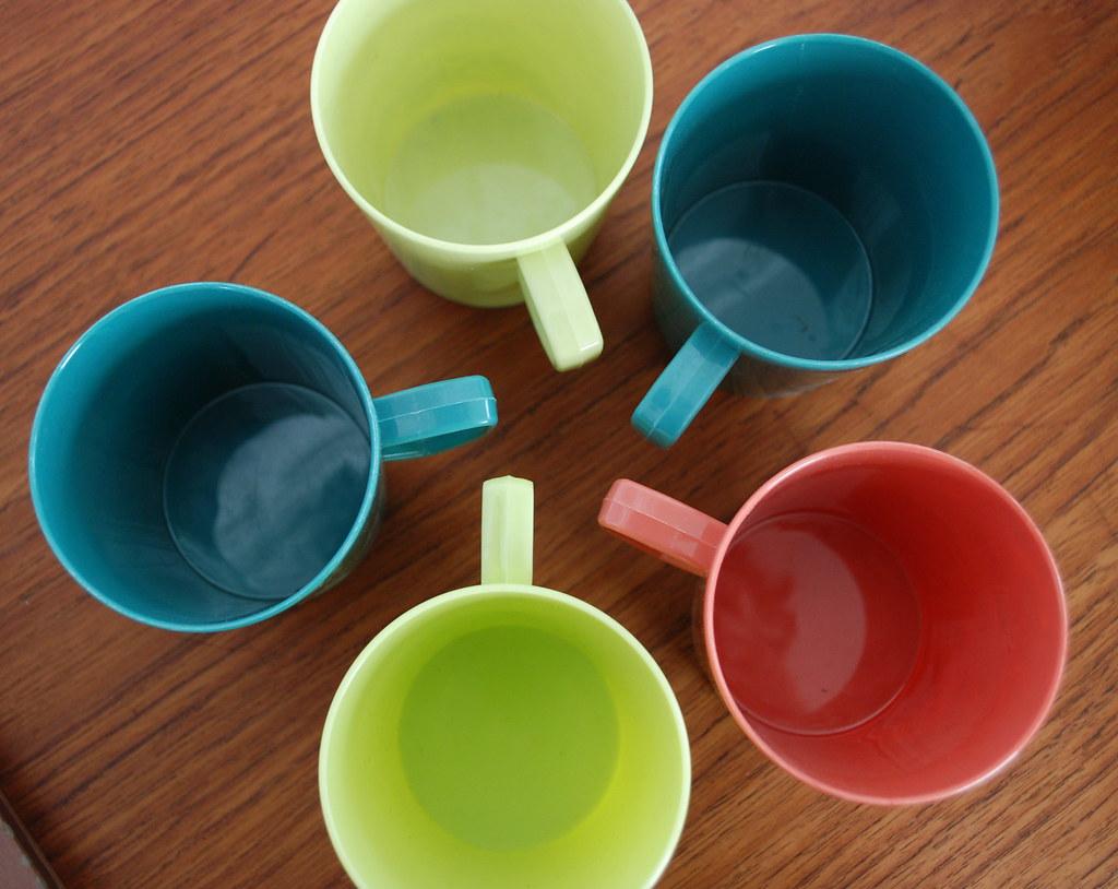 Gothamware cups