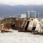 Shipwreck Port of Spain