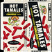 Just Born - Hot Tamales - 3oz candy box - late 1970's through 1985