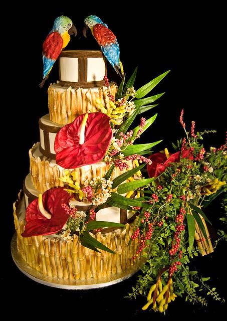 Exotic Cake