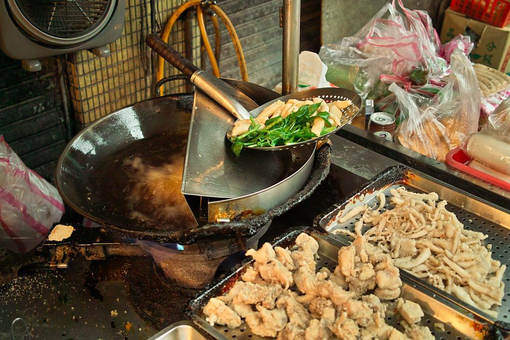 油炸Day I 鹽酥雞