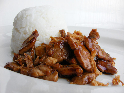 Caramelized Pork