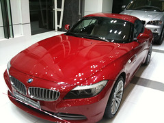 automobile, automotive exterior, wheel, vehicle, automotive design, bmw z4, bumper, personal luxury car, land vehicle, luxury vehicle, sports car,