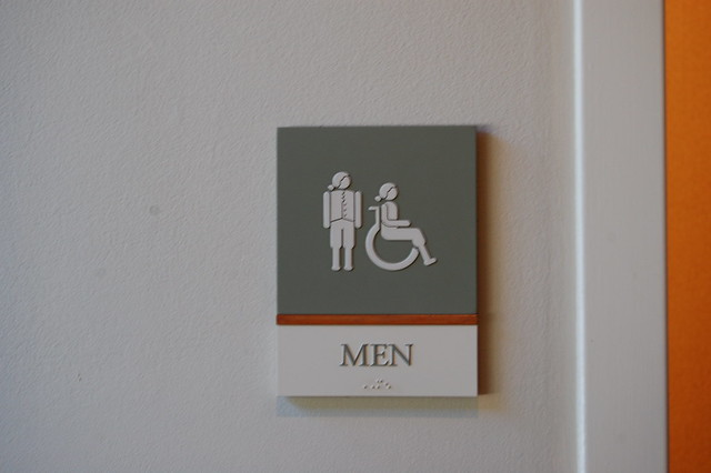 wiggy bathroom pictograms flickr photo sharing