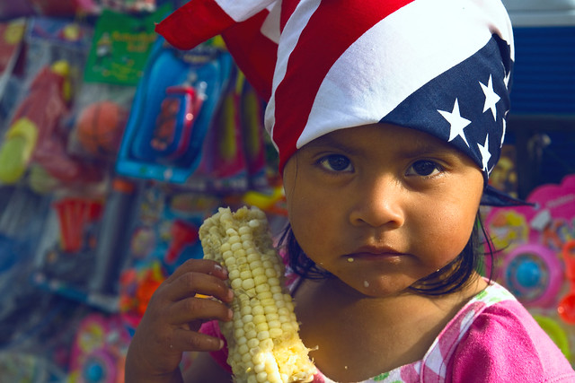 Header of American Girl