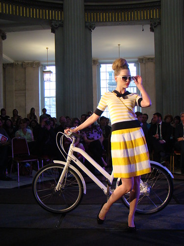 Dublin Cycle Chic - Fashion Show