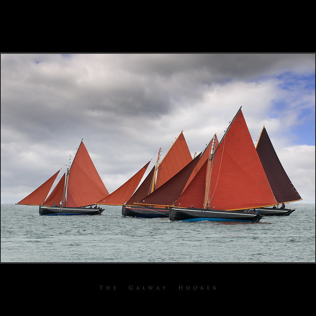 photos images galway hooker.
