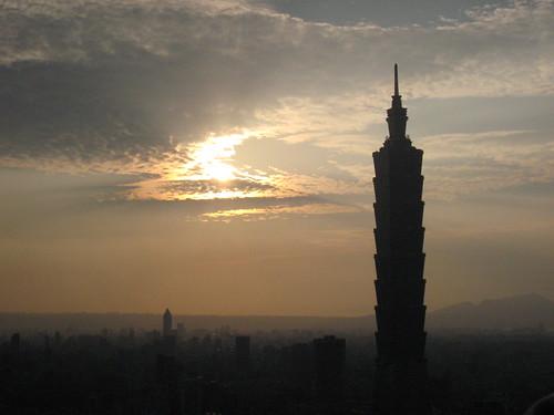 Taipei 101, Taiwan, 20100607