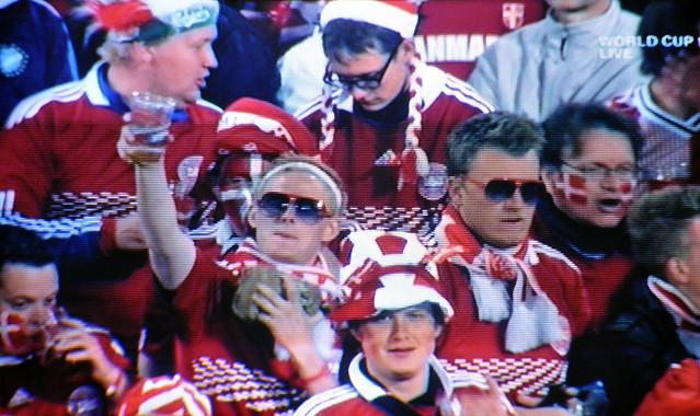 World Cup 2010 Denmark V Cameroon