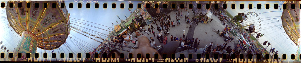 Lomo 360 at the Red River Ex 2010