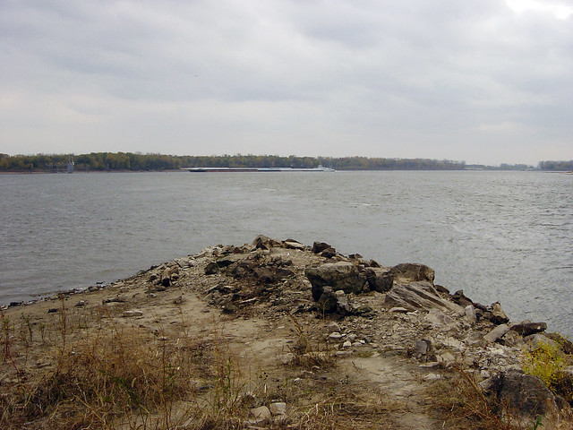 Missouri Mississippi River Confluence Flickr Photo Sharing