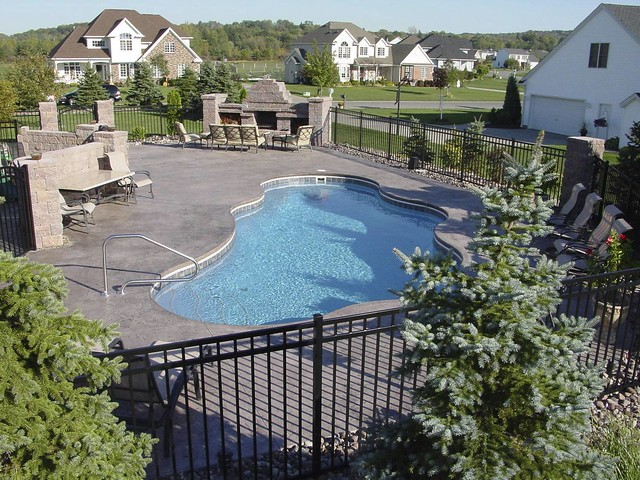 Chapel hill swimming pool builder splash pools nc - Public indoor swimming pools cary nc ...