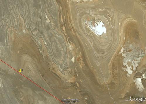 google iran image satellite salt structure geology province circular yazd khorasan intrusion diapir diapiric