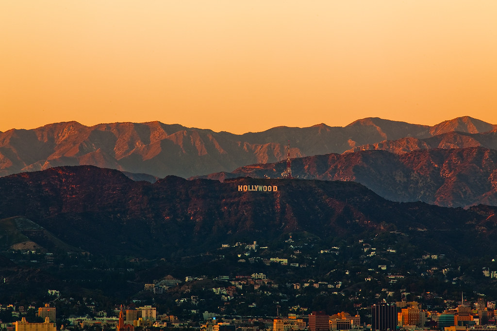 Hollywood & Sunset