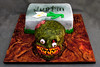 Justin's Halloween Birthday Cake