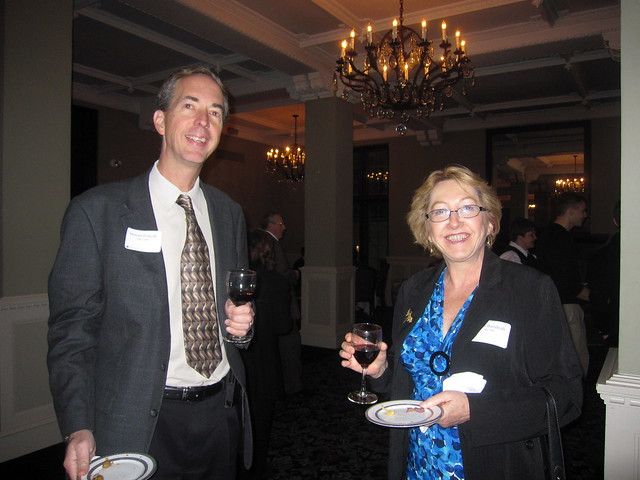 Alumni & Friends Reception in Wilmette: Oct. 27, 2010
