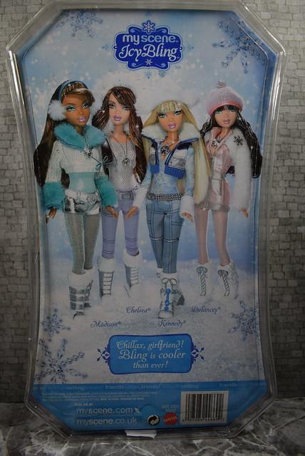 2006 Barbie My Scene Icy Bling Kennedy K8337 (3)