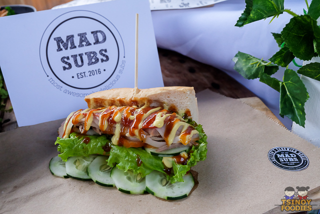 mad subs