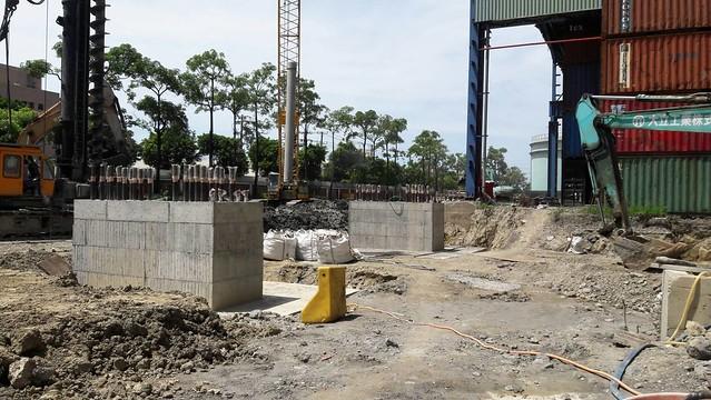 1060626尚承鋼鐵-鍍鋅線廠房新建基礎工程