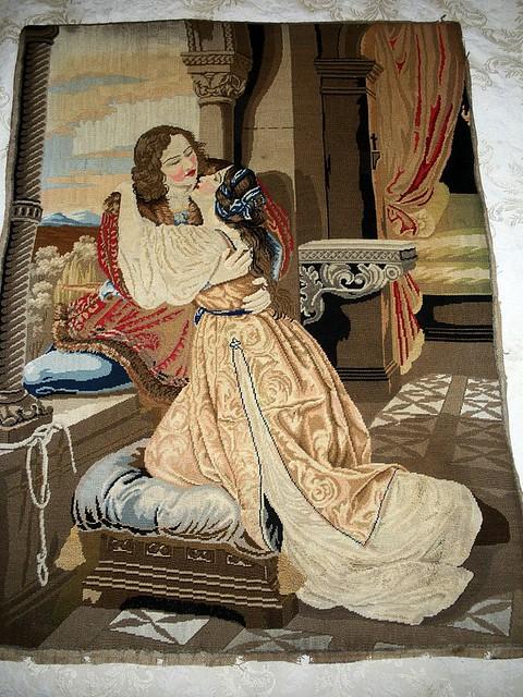 Romeo and Juliet antique (1), Nikon COOLPIX S550