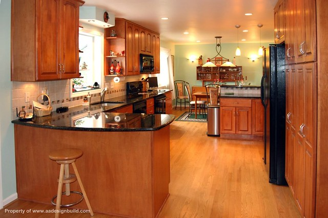 Gorgeous Kitchen Renovation In Potomac Maryland: 4205538497_42812d445a_z.jpg?zz=1