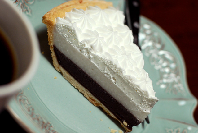 chocolate haupia cream pie / TED'S Bakery | Flickr - Photo Sharing!