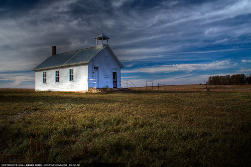 abandoned rural landscape afternoon unitedstates schoolhouse mn balaton hdrpm