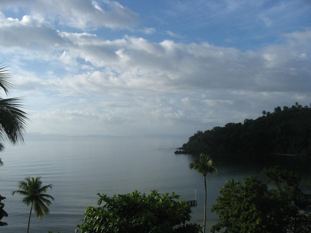 Baie de l'hôtel