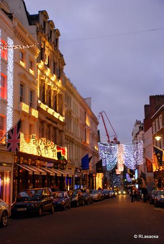 Londres, Navidades by Rufino Lasaosa