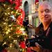 Bryan Basking in Christmas Glow by disneymike