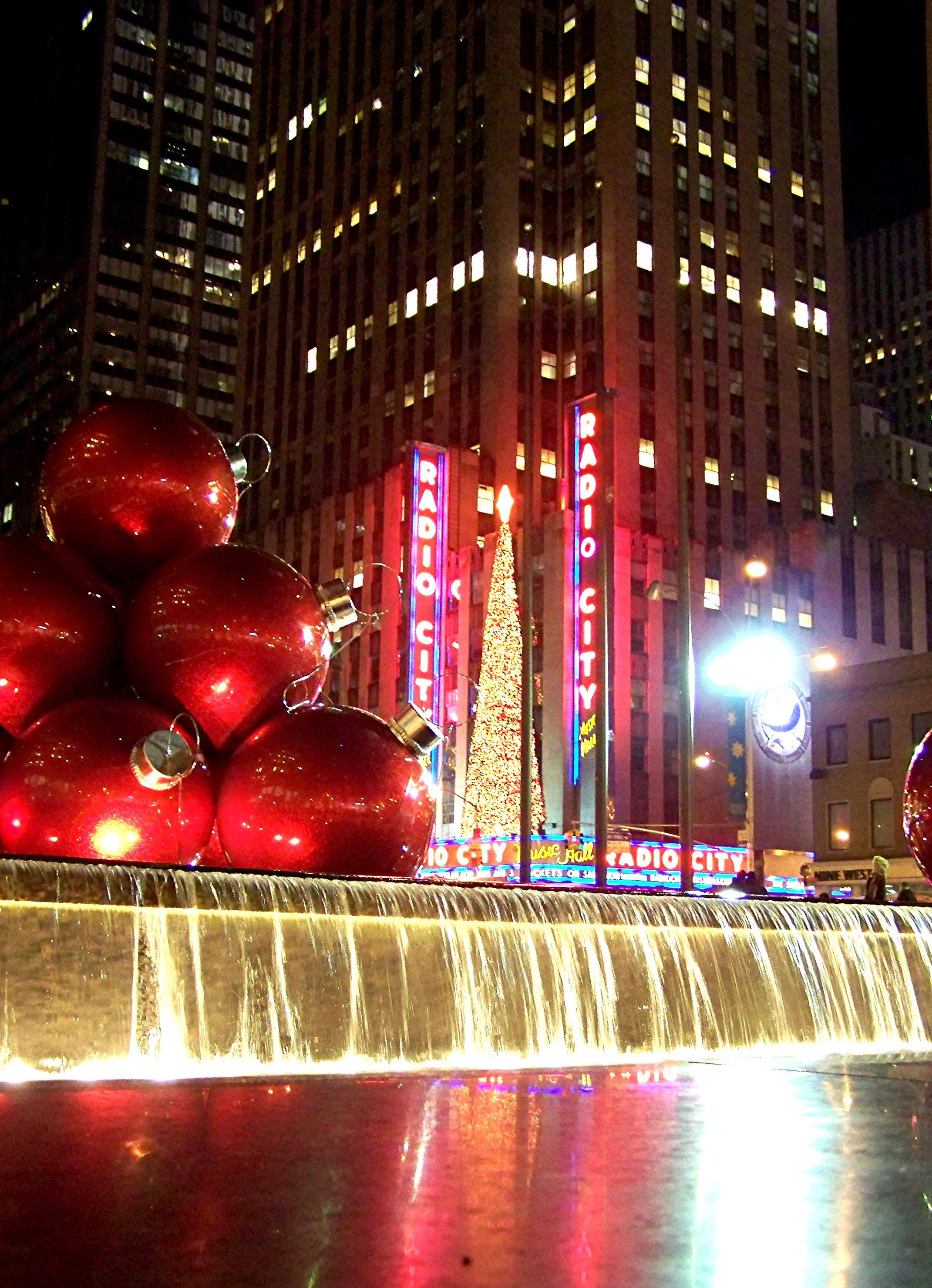 New York Christmas 2009
