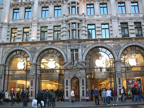apple-store - london