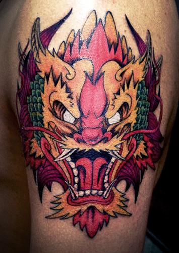 Dragon Chino Andres