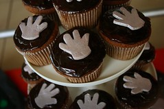 Michael Jackson Cupcakes