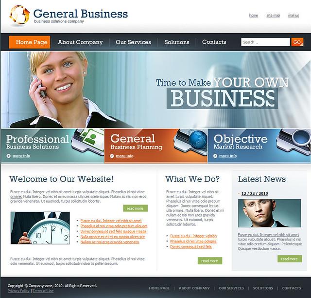 Generic Business Plan