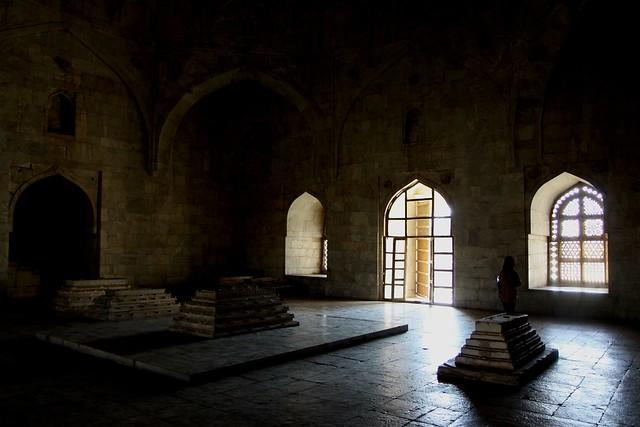 mandu Hoshang Shah's Tomb