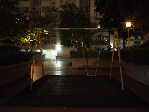 Hong Kong night playground 5/5