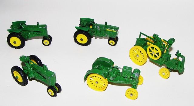 John Deere Matchbox Tractor : John deere farm tractors car interior design