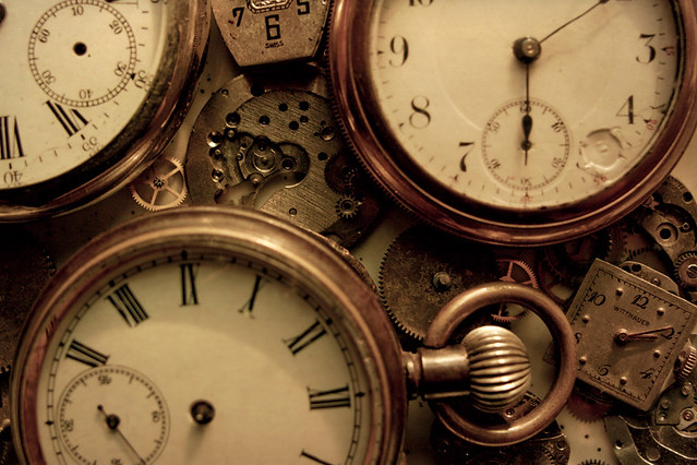 stop all the clocks essay