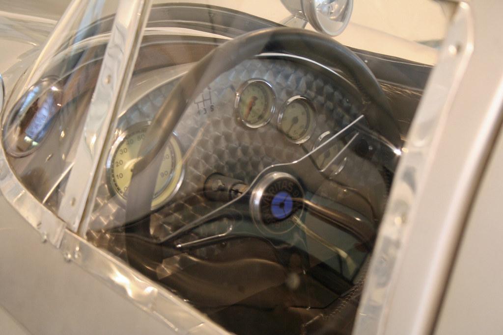 1952 Veritas Meteor Cockpit by Andrey Belenko, on Flickr