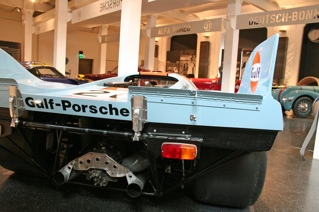 Porsche Gulf by Andrey Belenko, on Flickr
