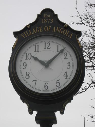 Angola, New York