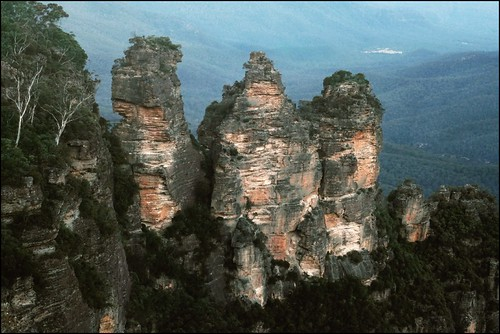 The Three Sisters of Katoomba