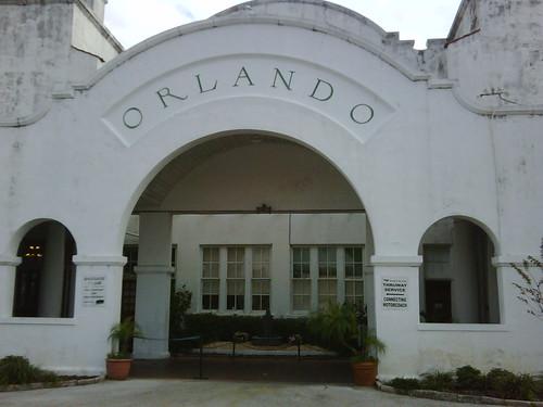 Orlando Im back!